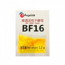 Дрожжи пивные Angel BF16 12гр (на 12-24л сусла)