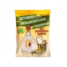 Дрожжи спиртовые  Красноярские (хмельные), 100 г