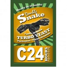 Дрожжи Double Snake C24 175гр