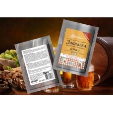 Закваска для приготовления пива Светлого ячменного, крафтового, без варки, 40 гр