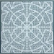 Дренажный коврик для сыра с декоративным рисунком, 199х199 мм
