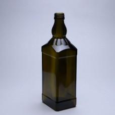 Стекло Бутылка 0,75л  прямая темная