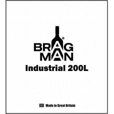 Дрожжи Bragman Industrial 200L, 520г