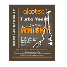 Дрожжи Alcotec Турбо Whiski 73г