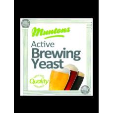Дрожжи пивные Muntons Standart Yeast, 6г